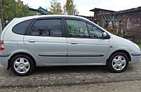 Дефлекторы окон ветровики Renault Scenic I 1996-2003 (Рено сценик 1) Cobra Tuning