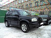 Комплект автомобильных дефлекторов окон ветровиков Suzuki Grand Vitara I 5d 1998-2005/Escudo 5d 1998-2005 /Сhevrolet Tracker 5d 1998-2005 (Сузуки