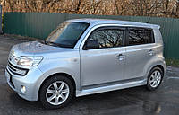 Дефлекторы окон ветровики Toyota BB II 2005 (Тойота ББ) Cobra Tuning