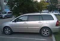 Дефлекторы окон ветровики Toyota Corolla Wagon 2001-2007 (Тойота Королла вагон) Cobra Tuning