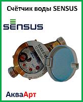 """Счётчик воды """"Sensus"""" 1.5 мокроход класс С"""