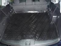 Полиуритановый коврик в багажник автомобиля Honda Pilot 5мест (08-) (Хонда Пилот), Lada Locker
