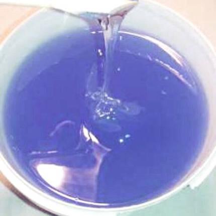 Гель Violet прозрачно-голубой, 1 кг., фото 2