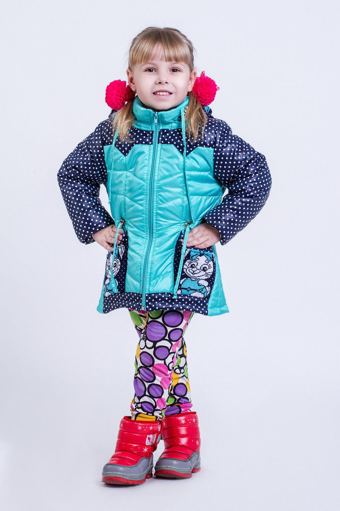 Куртка детская демисезонная, размеры на 1 год