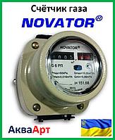 Cчётчик газа NOVATOR РЛ 2,5