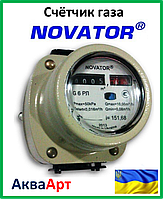 Cчётчик газа NOVATOR РЛ 6