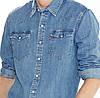 Джинсовая рубашка Levis Classik Western Shirt -  Red Cast Stone (M), фото 6