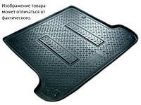 Полиуритановый коврик в багажник  Nissan X-Trail (T31) (2010) (без органайзера) (Ниссан Икс треил), NORPLAST