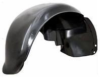 Комплект автомобильных подкрылок защита арок авто RENAULT TRAFIC II (OPEL VIVARO)   (2001-2013) (MEGA LOCKER)