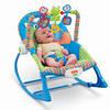 "Кресло-качалка  Fisher-price Infant to Toddler Rocker, ""Лягушонок"" до 18 кг."