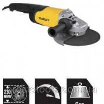 Угловая шлифмашина 2200 Вт Stanley  STGL2223-RU