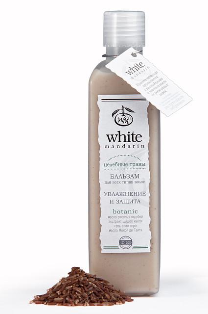Бальзам «Целебные травы», White Mandarin