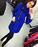 Стильное пальто Диана 44, 46 размер