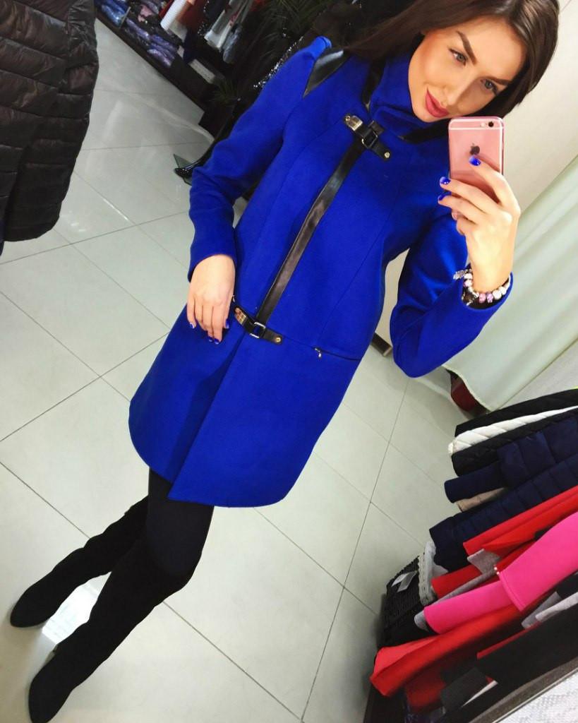 Купить Стильное пальто Диану 46 размер оптом и в розницу в Харькове e9200cef48eff