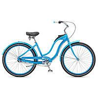 Велосипед Schwinn Debutante Women 2017 Blue