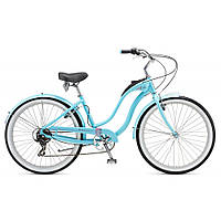 Велосипед Schwinn Hollywood Women 2017 Blue