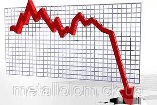 Цена на черную стружку упала на 250 грн.