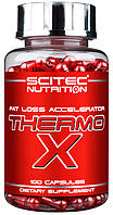 Жиросжигатели Scitec Nutrition, Thermo-X (Ignix) 100 caps
