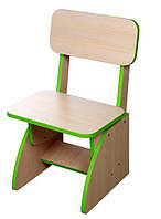 Детский стульчик растущий салатовый 202 Финекс Плюс