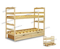"""Двухъярусная кровать """"Сергий"""""""