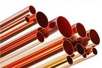 Труба медь   6х1  М2м;  6х0.5  6.35х0.76  7х0.5 М1м