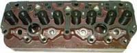 Головка блока цилиндров двигателя Д-243 трактора МТЗ