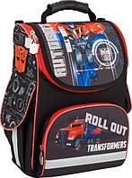 TF16-501S-1 Рюкзак школьный каркасный 501 Transformers