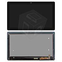 Дисплейный модуль (дисплей + сенсор) для Acer Iconia Tab W700, черный, оригинал