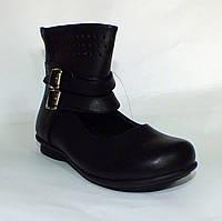 Туфли с пряжками черные, фото 1