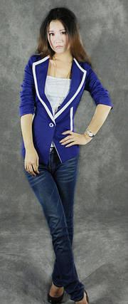 Распродажа Длинный пиджак френч, фото 2