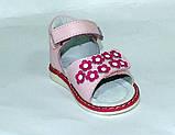 Босоножки с ромашками для малышей, фото 5