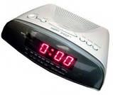 Настольные часы с FM радио YJ 9905, фото 2