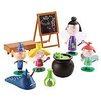 Игровой набор фигурок класс Бена и Холли (Маленькое королевство Бена и Холли), фото 1