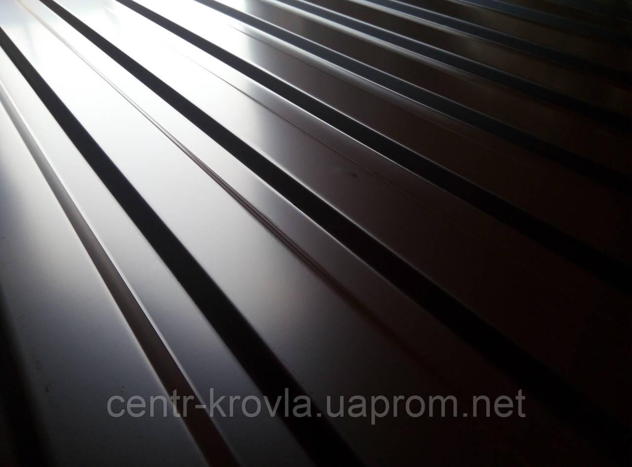 Профнастил ПС-12 0.40 мм глянець Україна - Покрівельний Центр Вінниця в Виннице