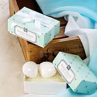 [ Мыло Ocean breeze ] Подарочный набор мыло ракушка