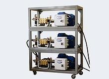 Аппараты высокого давления Alliance ( HAWK )
