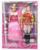 """Набор кукол """"Королевская свадьба"""": жених и невеста в комплекте"""