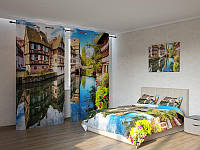 Фотокомплект домики в Венеции
