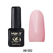 Гель лак Mono Professional 7 мл №AB-002