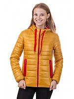 Модная женская куртка парка весна