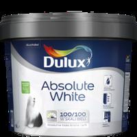 """Водоэмульсионная краска """"Dulux Absolute White"""" 9л."""