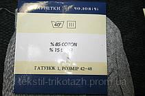Носки Мужские Житомир Сетка (уп. 12 пар)цена за пару, фото 3