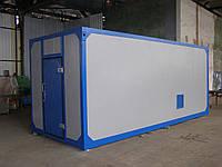 Помещния для компрессорных, котельных и др оборудования