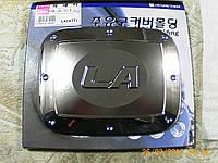 Накладка на люк бензобака на Шевроле Лачетти седан с 04-13 Корея.