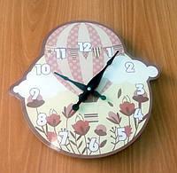 """Часы настенные """"Воздушный шар"""""""
