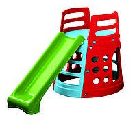 """Игровой комплект с горкой - Горка """"Башня"""" PalPlay Tower Gym"""