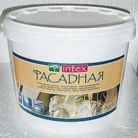 Краска фасадная Интекс 7 кг