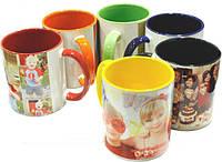 Печать на чашках, кружках, бокалах