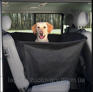Чехол с боковыми панелями  в машину на задние сиденья 150 х135см