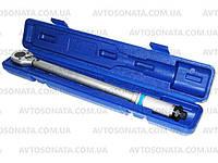 """Ключ динамометрический KingROY 1/2"""" 470мм пласт.футляр"""